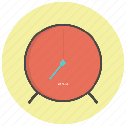 alarm, alarm clock, clock, morning, time, timer, watch icon