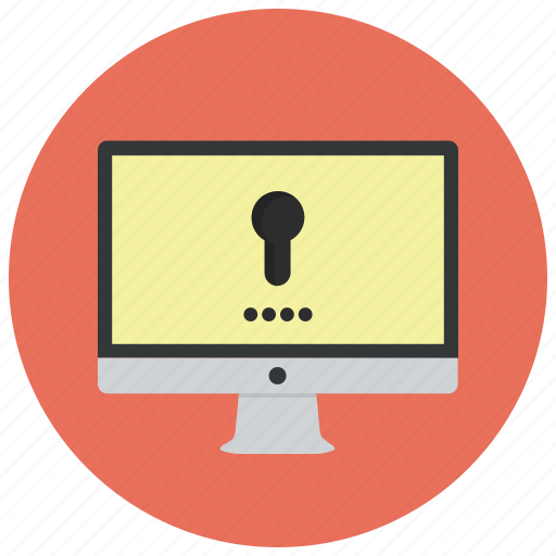 lock, locked, login, password, private, protection, security icon