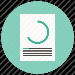 analysis, chart, diagram, graph, report, sales, statistics icon