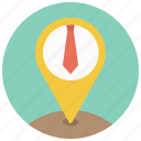 location, map, office, person, pin, user, users icon
