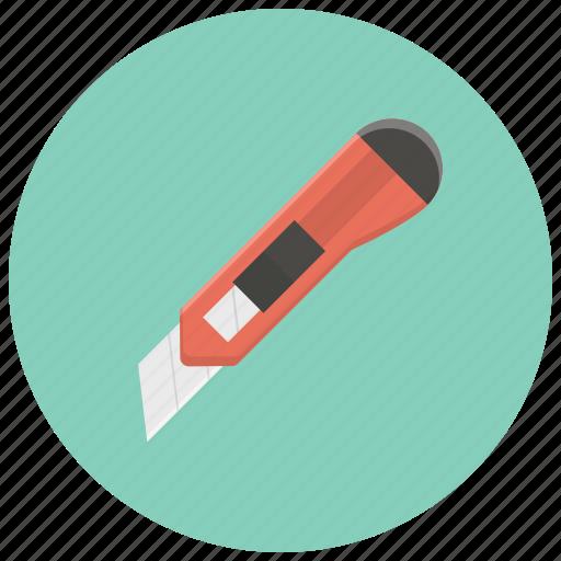 artistix, box, cutter, knife, stationery, tool, utensil icon