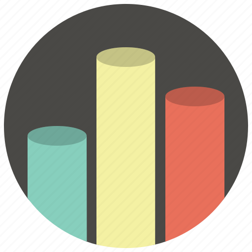 analytics, bars, diagram, earnings, graph, sales, statistics icon