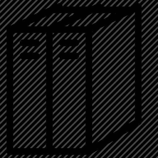 binder, file, files, records icon