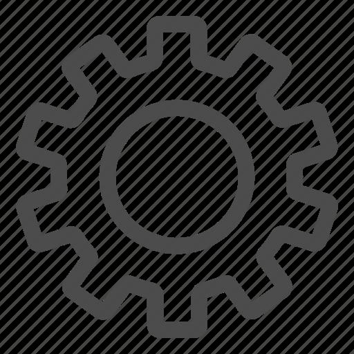 config, control, gear, options, preferences icon