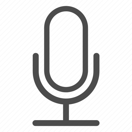 microphone, office, operator, phone, professional icon