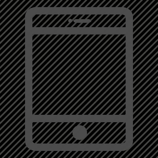 apple, communication, device, entertainment icon