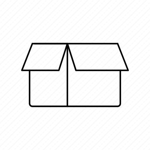 box, cardbox, delivery, office, pack, package, parcel icon