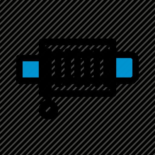 Front, mud, winch, derrick icon - Download on Iconfinder