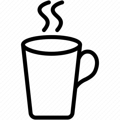afternoon, breakfast, coffee, cup, drink, tea icon