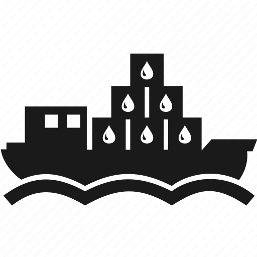 ship, transportation, travel, truck icon