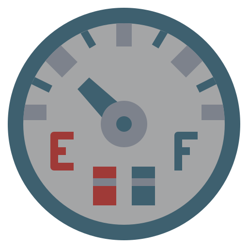 energy, factory, gauge, illustration, industry, oil, power icon