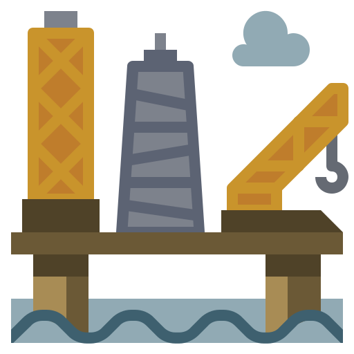 factory, form, illustration, industry, oil, plat, power icon