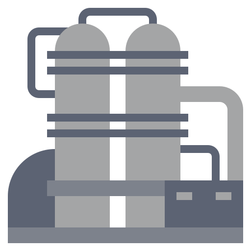 factory, illustration, industry, oil, petraleum, power, products icon
