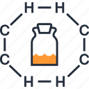 chemisry, formula, industry, oil icon