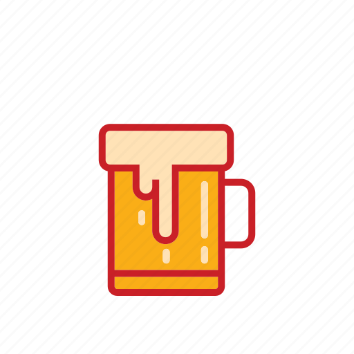 beer, bottle, oktoberfest, party icon
