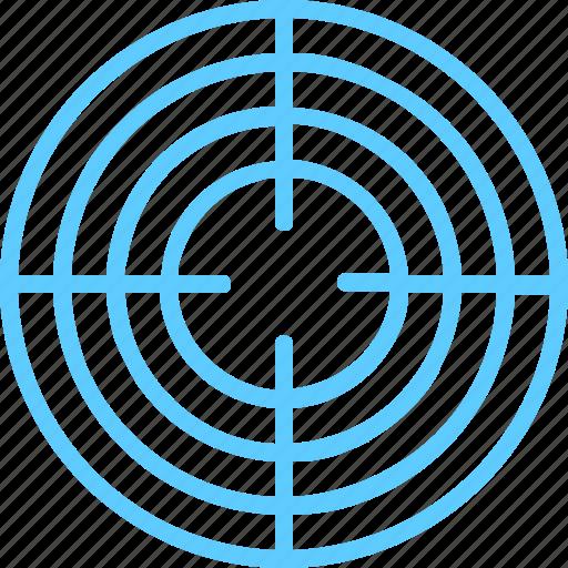 board, focus, pinpont, target icon