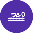 aquatics, games, marathon, olympics, sports, swimming, water