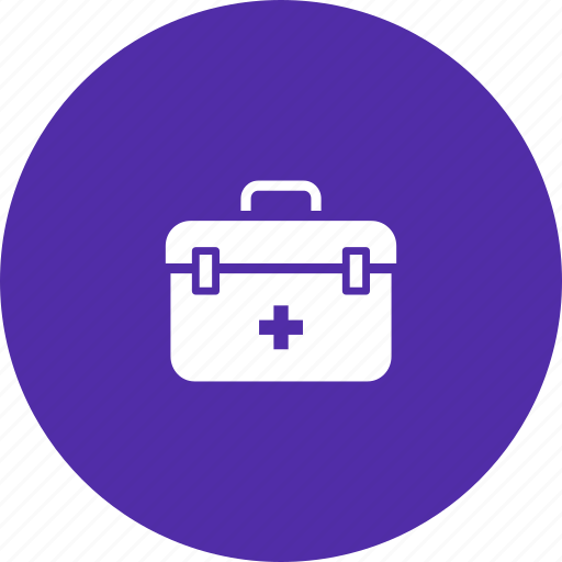 aid, box, doctor, first, healthcare, medical, medikit icon