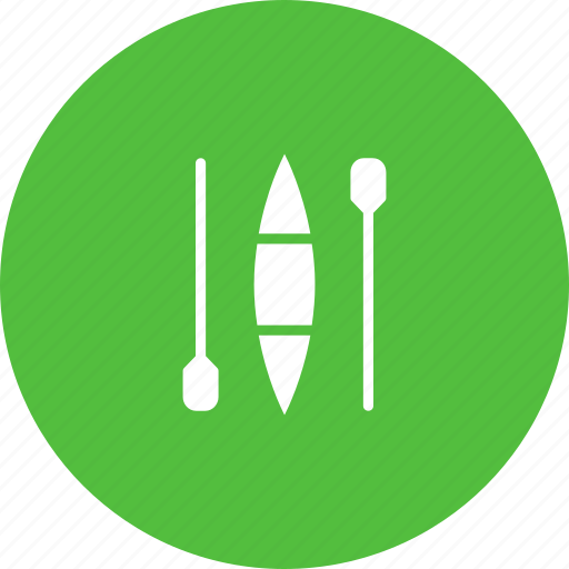 Canoe, canoeing, games, olympics, paddle, sprint, water icon - Download on Iconfinder