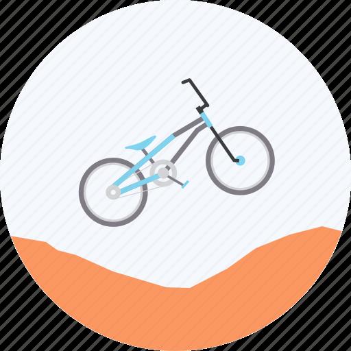 adventure, bicycle, bike, bmx, motocross, olympics, sports icon