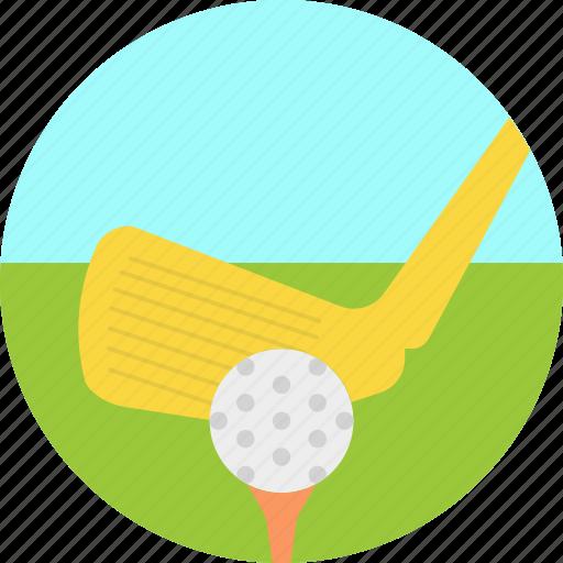 club, game, golf, olympics, sports icon