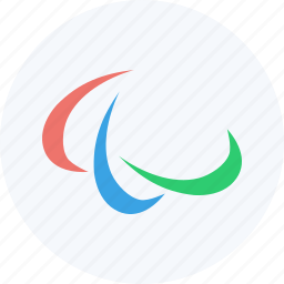 games, logo, olympic, olympics, paralympic, paralympics, sports icon