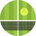court, game, lawn, net, sports, tennis, wimbledon icon