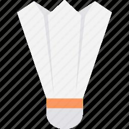 badminton, game, olympics, shuttlecock, sports icon