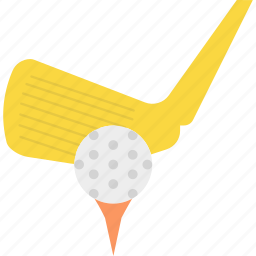 club, game, golf, olympics, sports icon