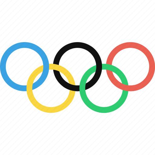games, logo, olympic, olympics, rings, sports icon