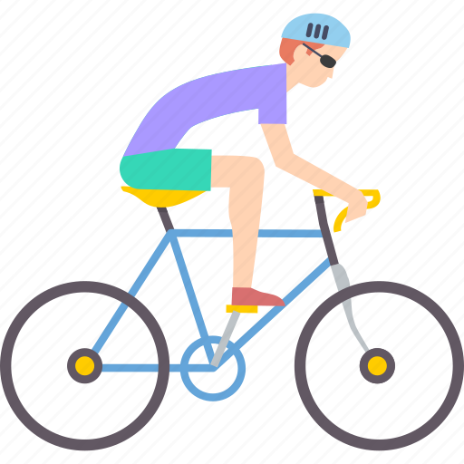 bicycle, cycle, cycling, olympics, ride, road, travel icon