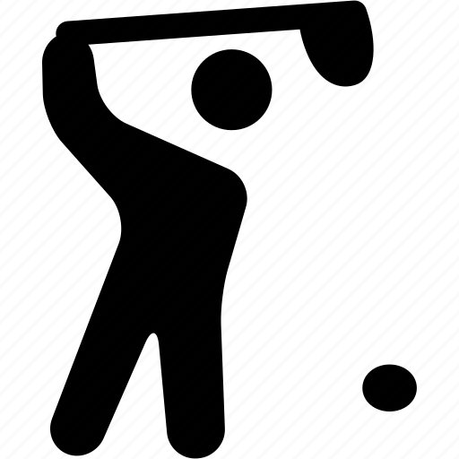 activity, golf, olympic, play, sport icon