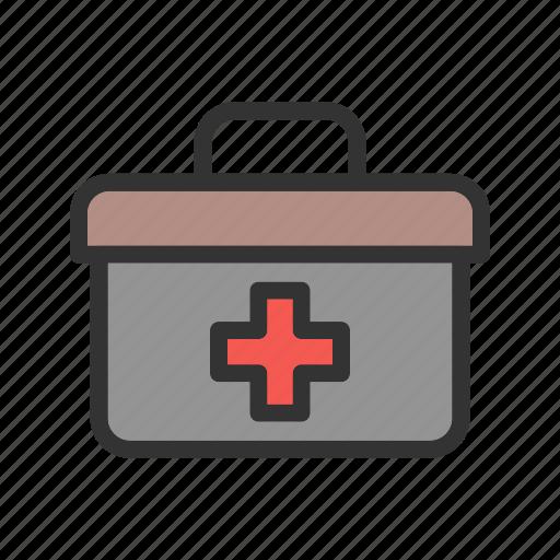 aid, bandage, cotton, gauze, healthcare, medical, sport icon