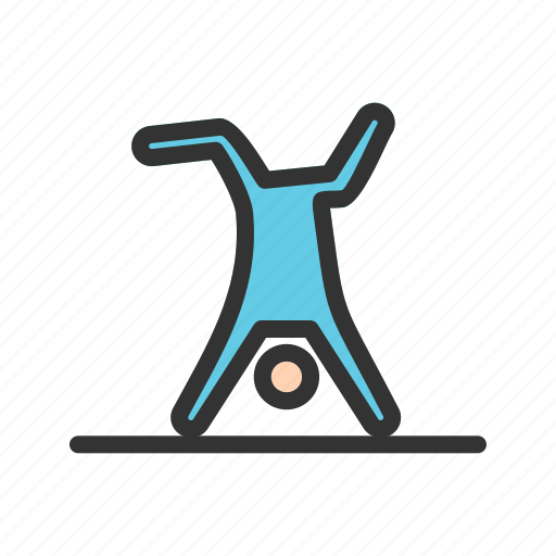 exercise, gymnast, gymnastics, health, olympic, rings, sport icon