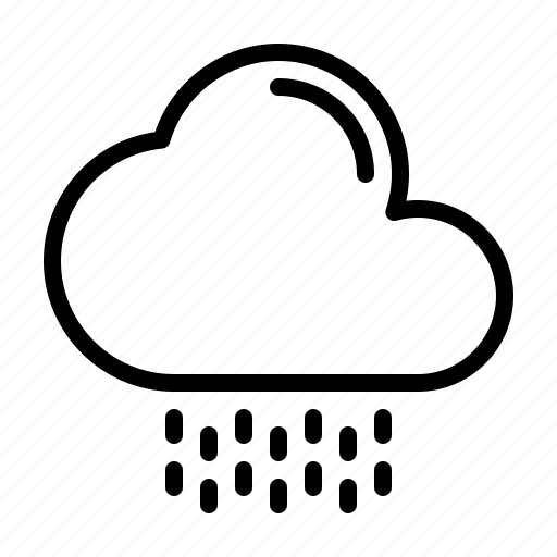 cary, cloud, holiday, rain, shoping, summer icon