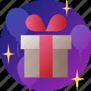 balloons, birthday, congratulation, gift, gift box, present, onboarding