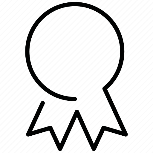 cockcade, rosette icon