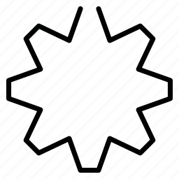 cog, gear icon