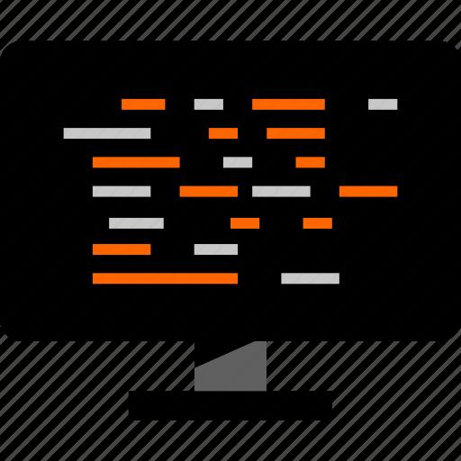 hackers, paradise, script, techonology, web, webdevelopment icon