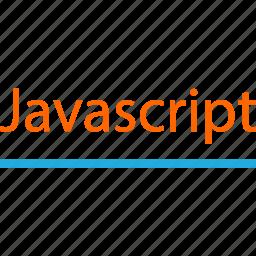development, javascript, lines, online, web icon