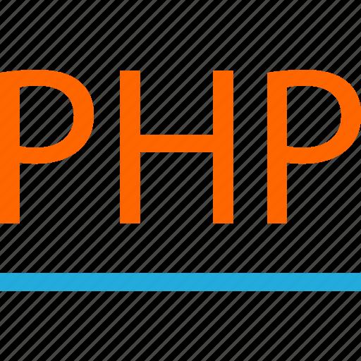 development, online, php, web icon