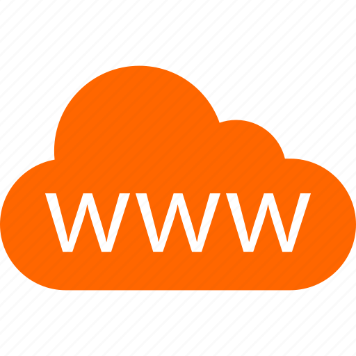 business, cloud, development, web, www icon