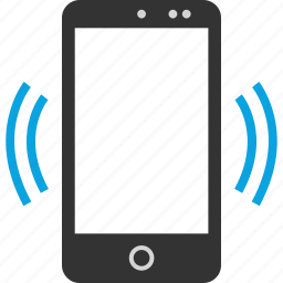 cell, internet, online, phone, ring, seo, web icon