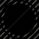 denied, everyday, experience, random, stop, user icon