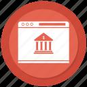 bank, browser, internet, webpage, website