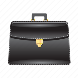 bag, business, finance, paper icon