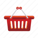 basket, ecommerce, online, sale, shopping icon