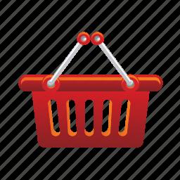 basket, ecommerce, online, sale, shopping icon