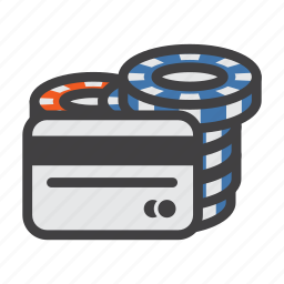 bank card, card, charge card, charge plate, credit, credit card, gambling icon