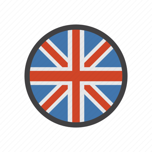 country, flag, uk, united kingdom icon